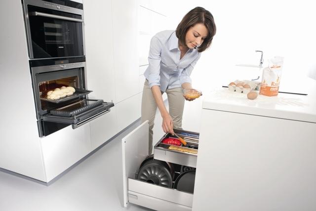 Praca w kuchni
