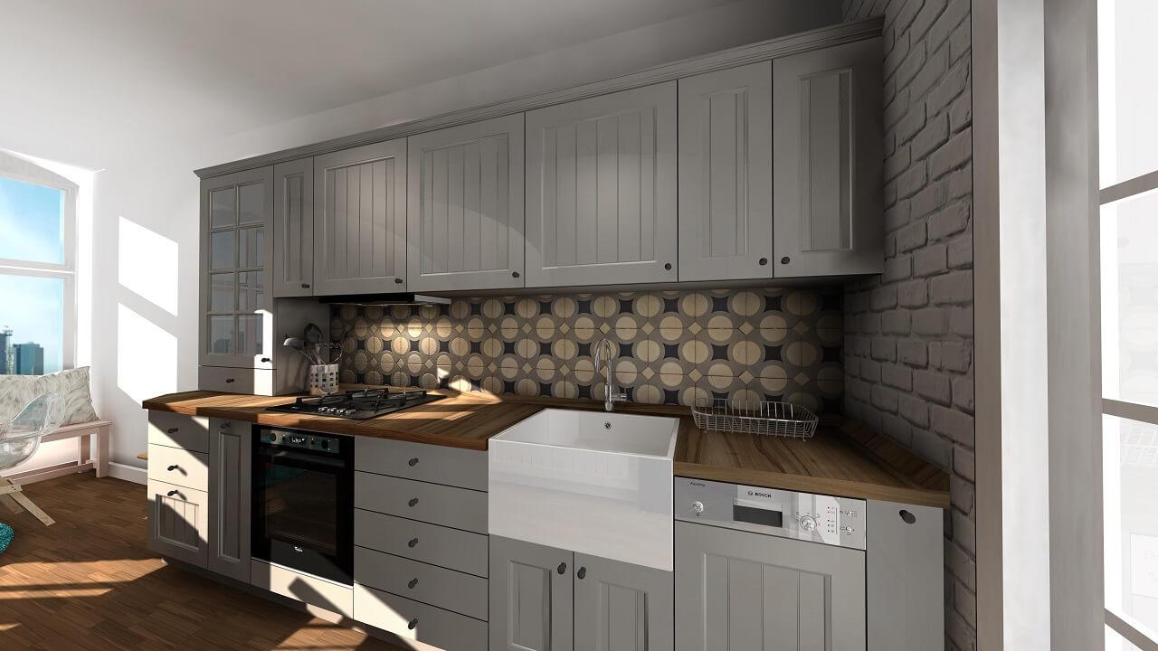 Funkcjonalna Kuchnia Projektowanie Kuchni Design I Funkcjonalnosc