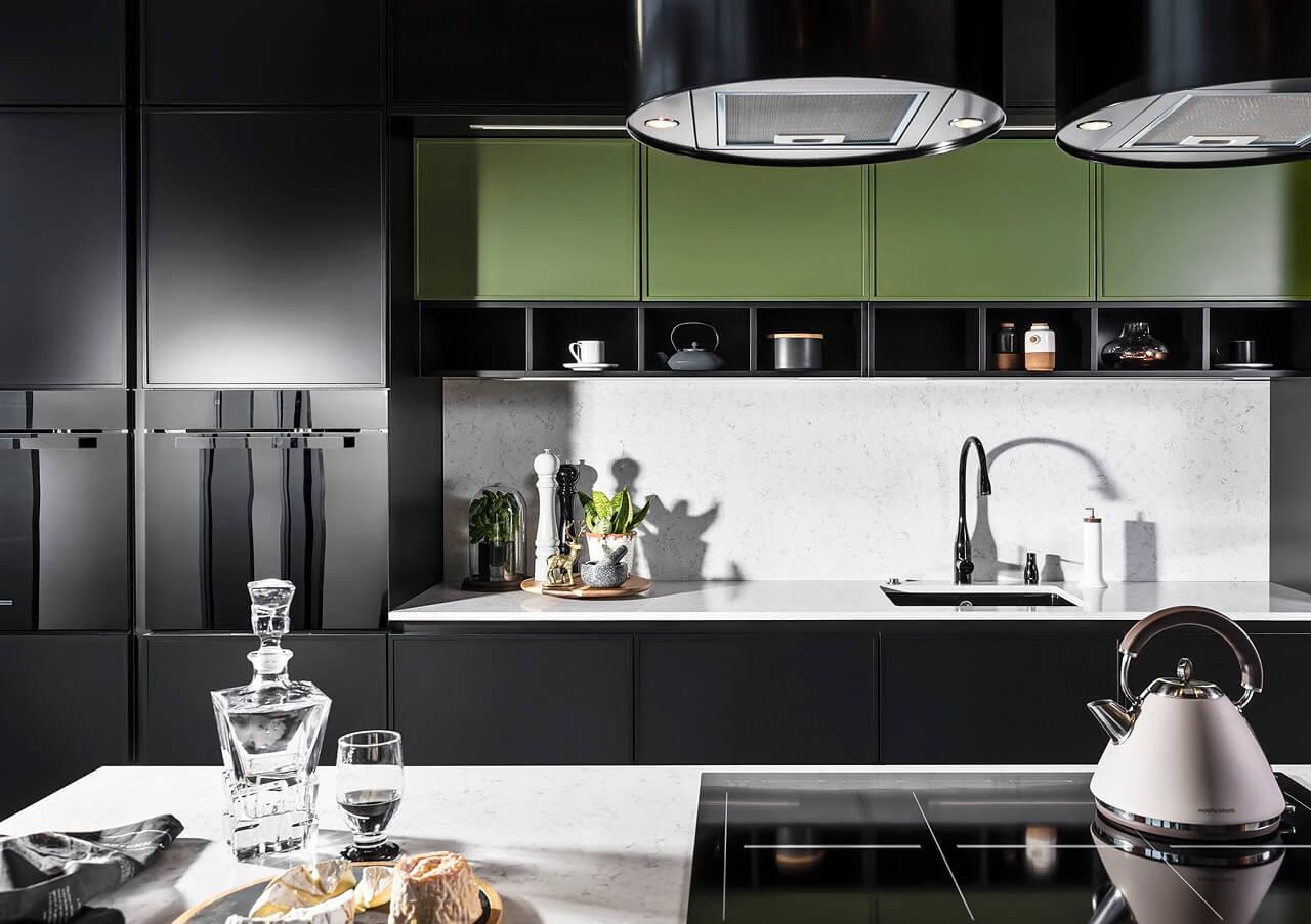 Trendy W Projektowaniu Kuchni 2018 Funkcjonalna Kuchnia