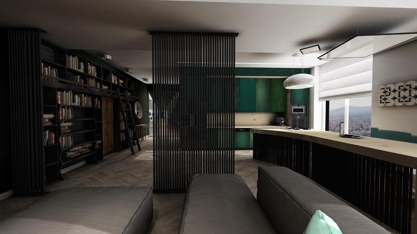Jak Urządzić Kuchnię I Salon W Jednym Pomieszczeniu