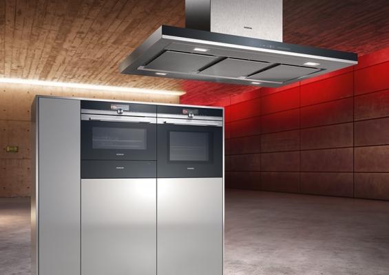 Innowacyjna kuchnia  Funkcjonalna kuchnia, projektowanie   -> Kuchnia Wolnostojąca Siemens