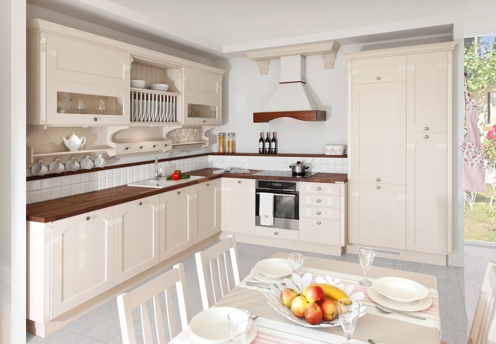 Kuchnia wiejska  Funkcjonalna kuchnia, projektowanie kuchni, kuchnia, design   -> Kuchnia Retro Cena