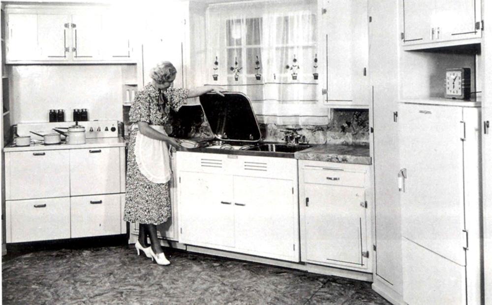 Geneza I Historia Kuchni Funkcjonalna Kuchnia Projektowanie